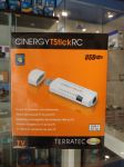 "TV TUNER TERRATEC ""Cinergy T Stick RC"" USB 2.0- 3.0  DVBT + Telecomando, Antenna. Windows - Linux"