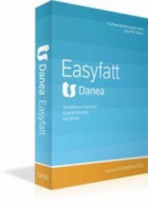 Easyfatt Enterprise One + Danea Support Plan (12 mesi)