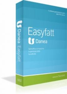 DANEA EASYFatt Standard + Danea Support Plan (12 mesi)